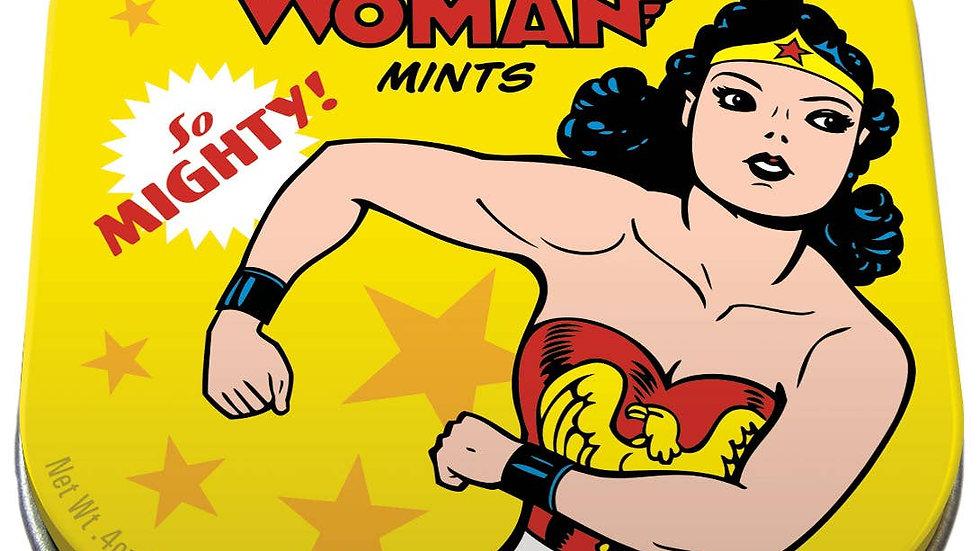 Wonder Woman Mints