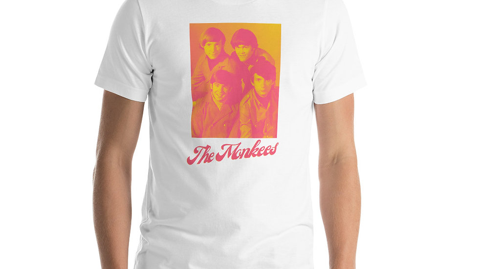 The Monkees Short-Sleeve Unisex T-Shirt
