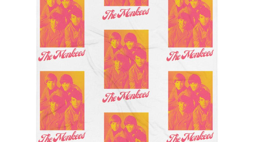 The Monkees Throw Blanket