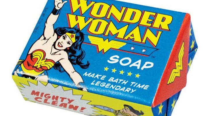 Wonder Woman Soap