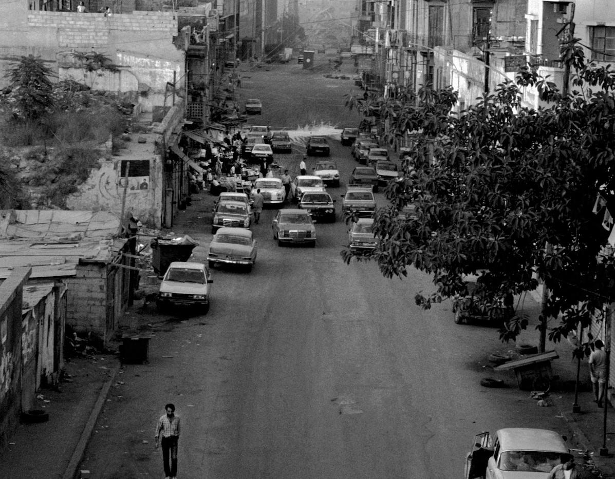 Beirut, Year Zero,1992