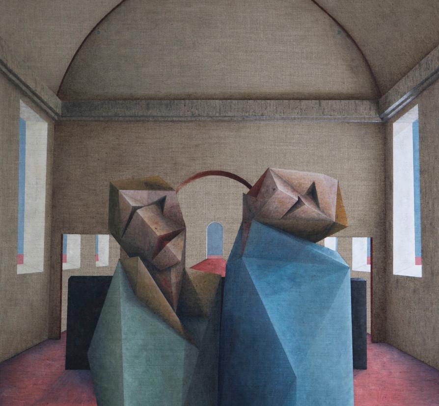 Untitled (Reina Sofía, After Richard Serra)