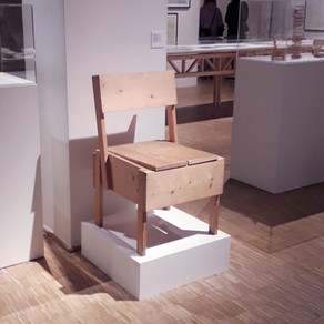 CHAMBRE DESIGN: Enzo Mari curated by Hans Ulrich Obrist with Francesca Giacomelli