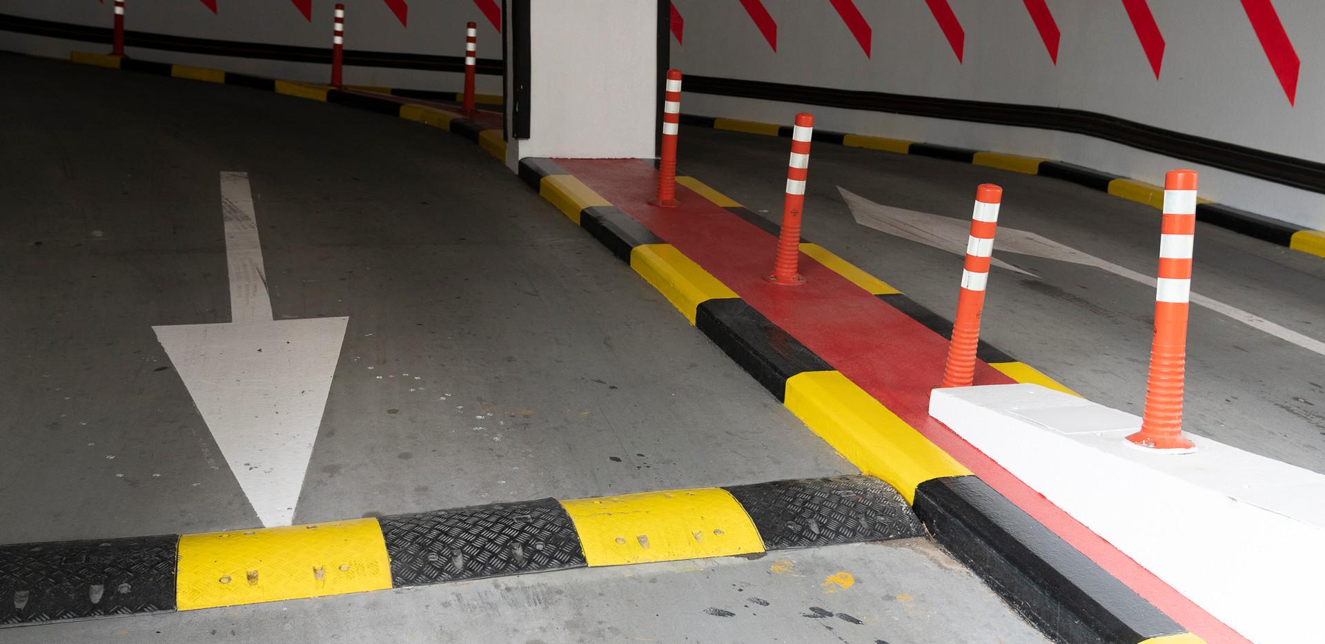 Sharjah car park