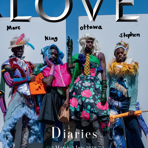 CHAMBRE FASHION: The 2020 September Issue Covers Round-Up
