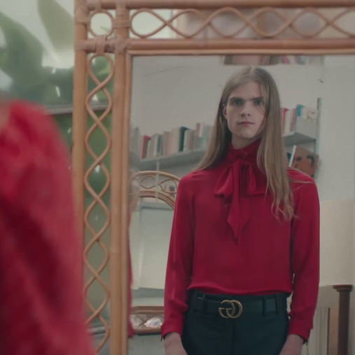 """CHAMBRE FASHION: """"Ouverture Of Something That Never Ended"""". Gucci as an open manifesto."""