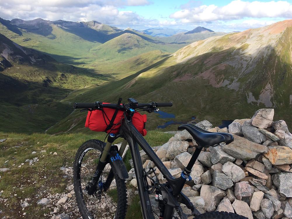 Trek Remedy Mamores Bikepacking