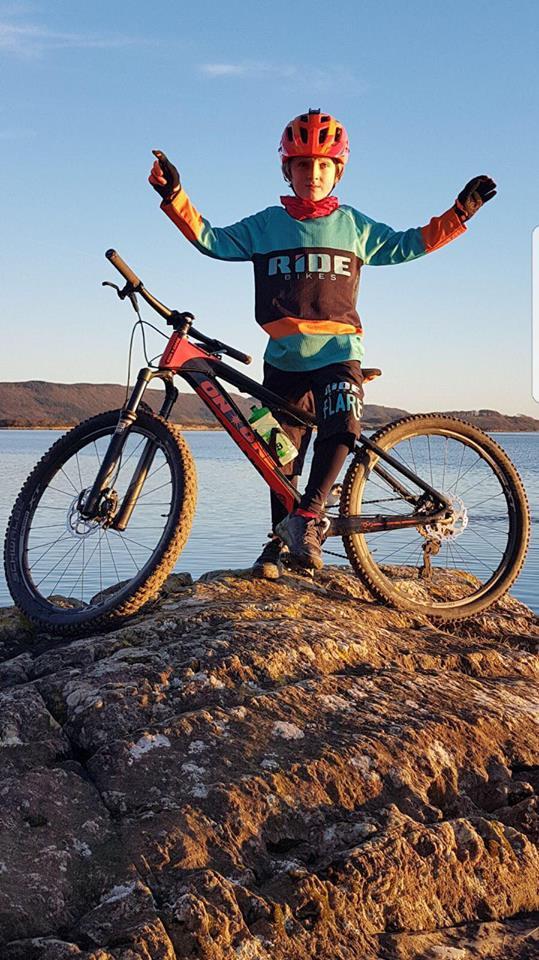 Felix Cooper Ride Bikes
