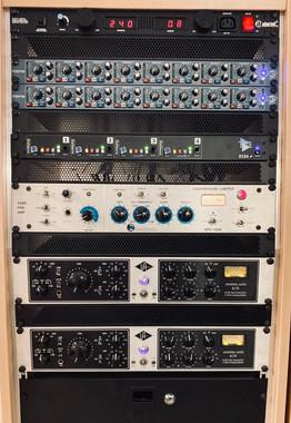 Rack pré-amp