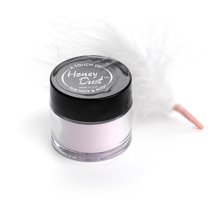 Polvo comestible con Pluma - Passion Berry - A Touch of Honey Sexy Body Dust