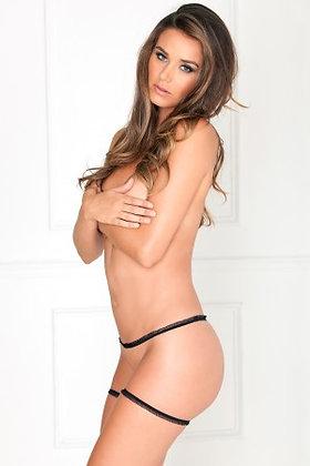 Panty Sólo Correas/Ligas - Talla M/L - Rene Rofe Sexy