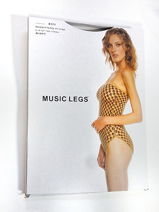 Body de Leopardo - Talla S/M - Music Legs