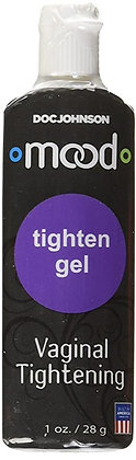 Gel Estrechante Vaginal - Mood Tighten - Vaginal Tightening Gel