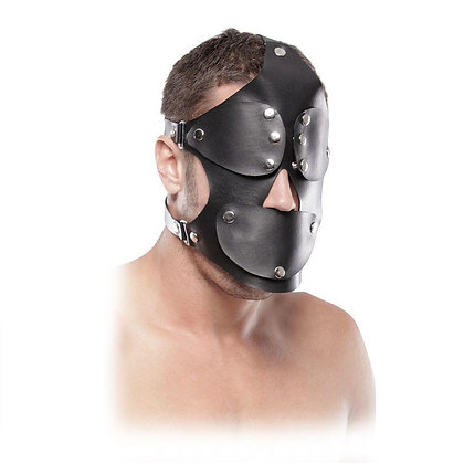 Máscara - Fetish Fantasy Extreme Gag Blinder Mask