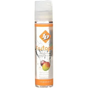 Lubricante con Sabor Sin Azúcar - ID Frutopia 30 mL