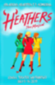 Heathers the Musical Theater San Francisco