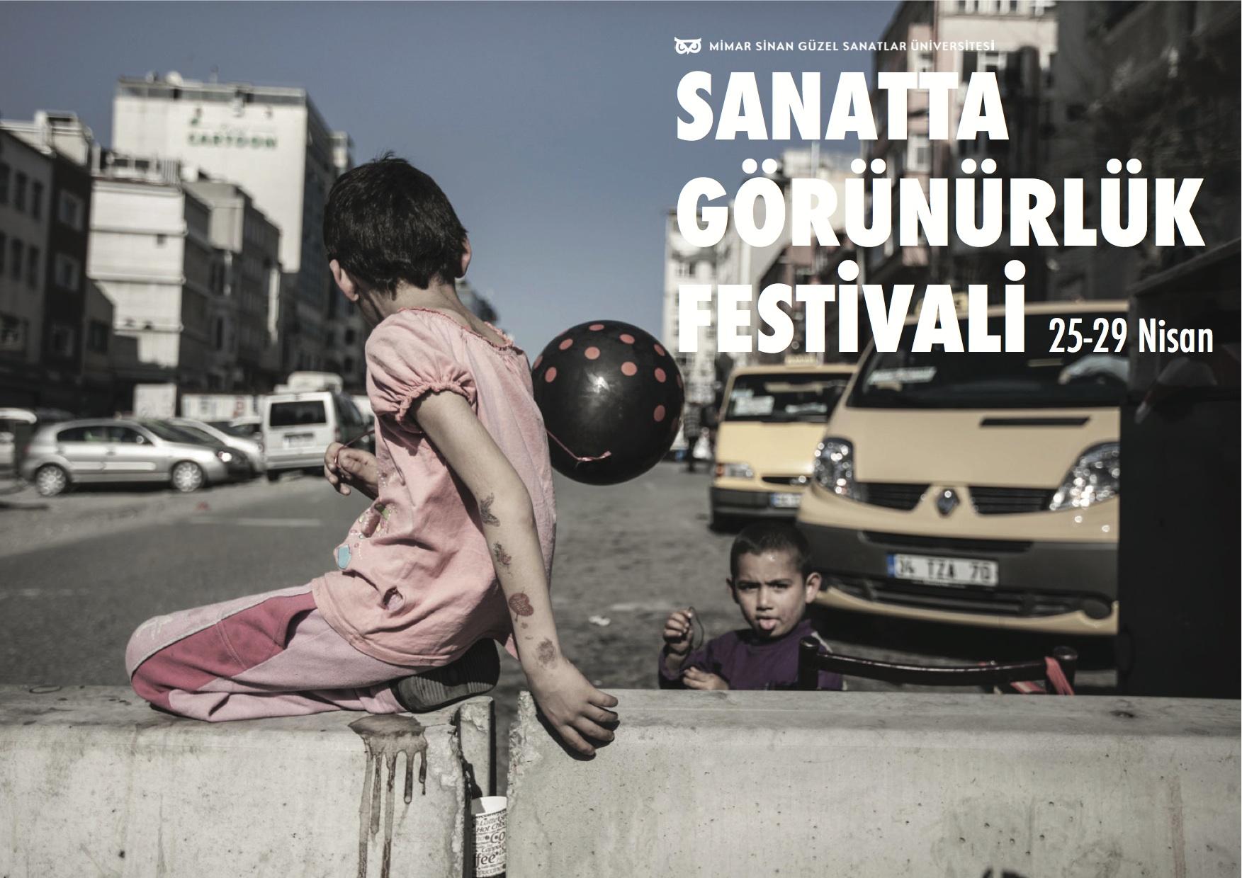 1. Sanatta Görünürlük Festivali 2014