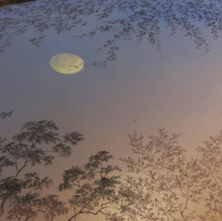 "Detail ""Spring twilight"""