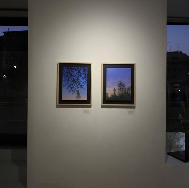 Solo exhibition in Milan 2020