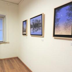 Solo exhibition in Milan 2019