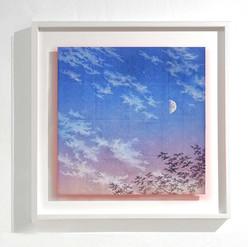 Sensitivity to the ephemeral no.3 framed