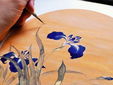 Corsi di pittura giapponese Roma fiore di ciliegio