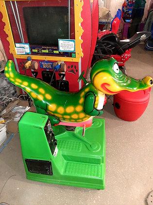 Детская качалка Крокодил