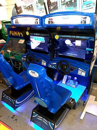 Ford Racing Двойные автогонки
