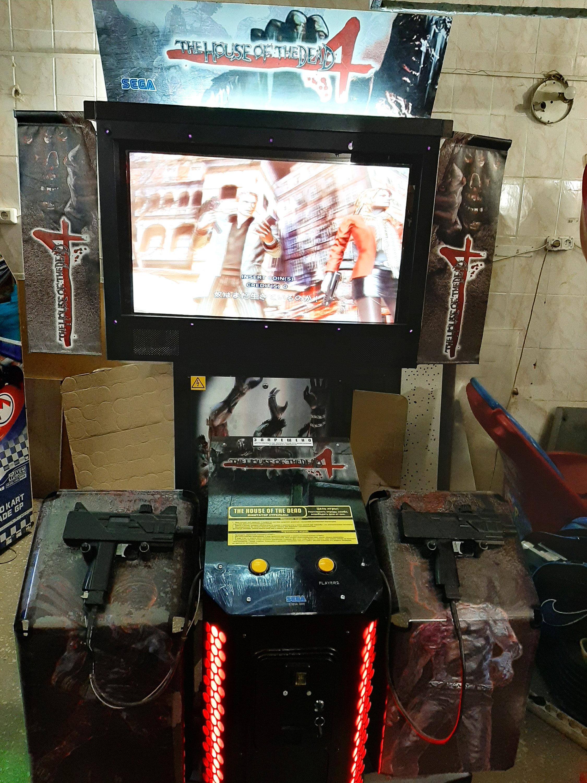 Купить игровой автомат house of dead игровые автоматы в выборге