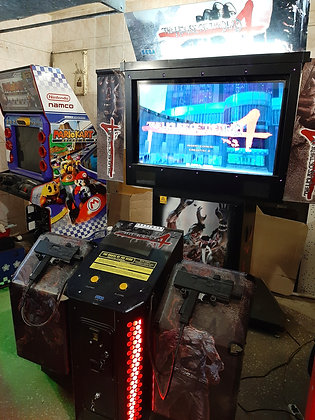 House of the dead 4 DLX