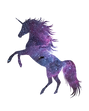 unicorn-in-space-transparent-background-