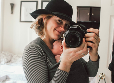 Postpartum, Unfiltered.