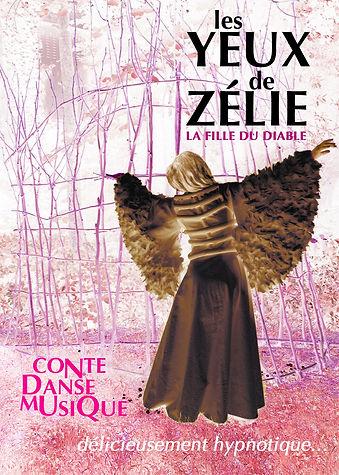 Théâtre du Temps - Les Yeux de Zélie : spectacle tout public à partir de 7 ans
