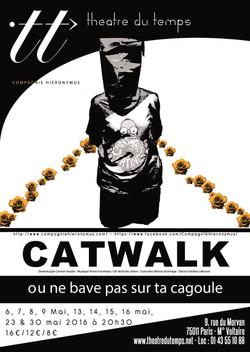 Catwalk de Carmen Kautto