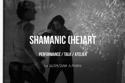 SHAMANIC (HE)ART
