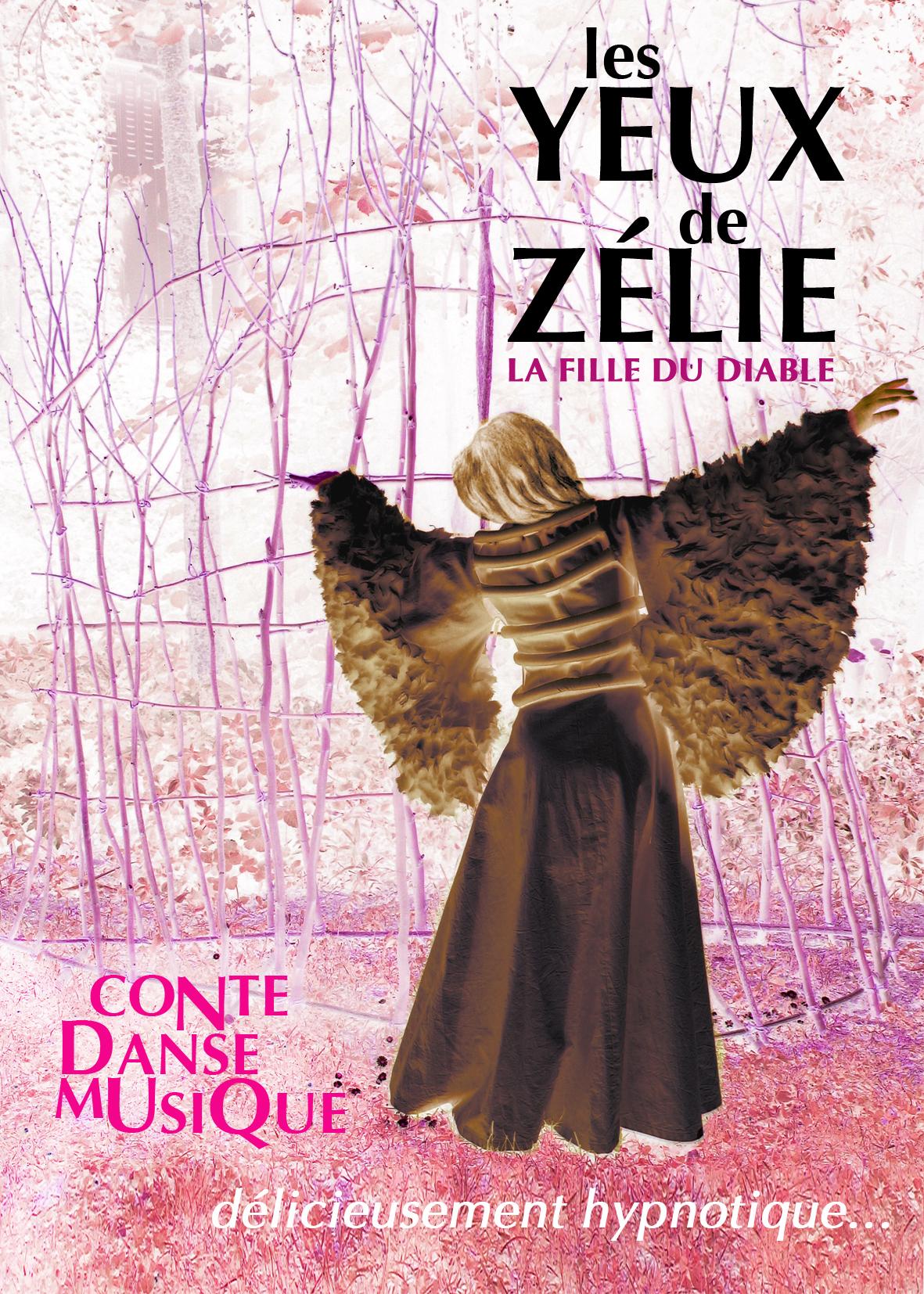 Les Yeux de Zélie