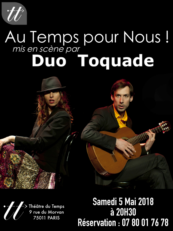 AFFICHE DUO