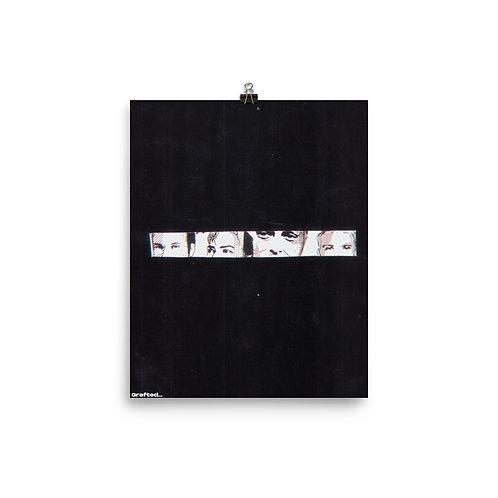 'Peer' 8x10 Inch Print