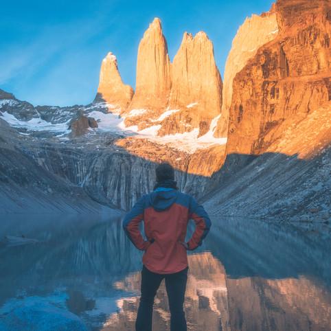 Las Torres Del Paine