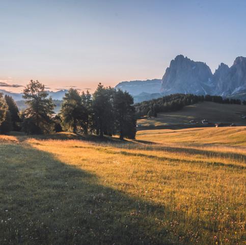 Italy, South Tyrol, Siusi