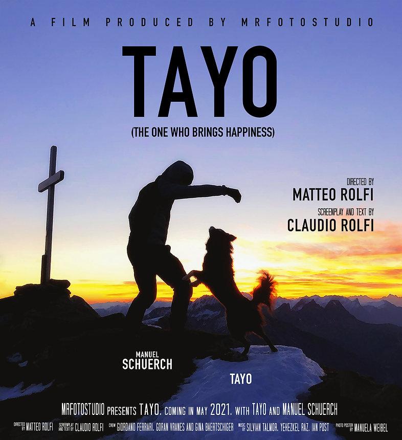 Tayo short film about the human dog bond