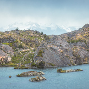 Landscape of Patagonia