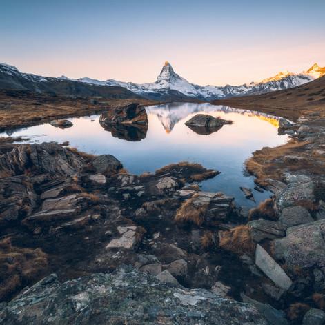 The First Kiss to the Matterhorn