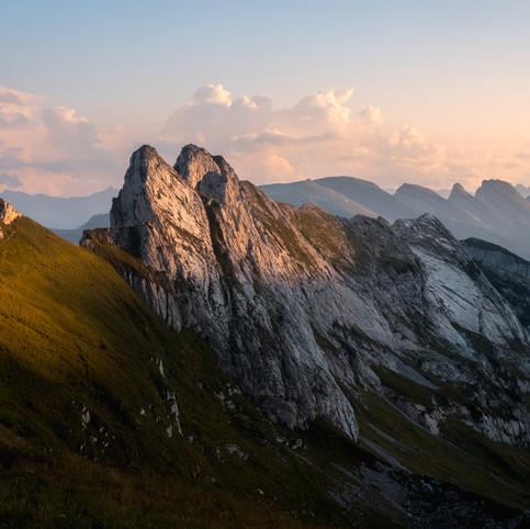 Appenzeller peaks