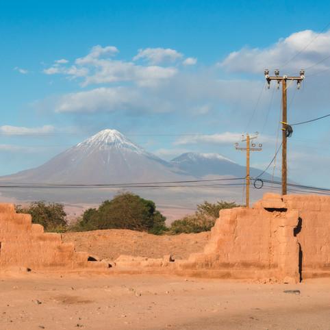 Volcano Licacabur