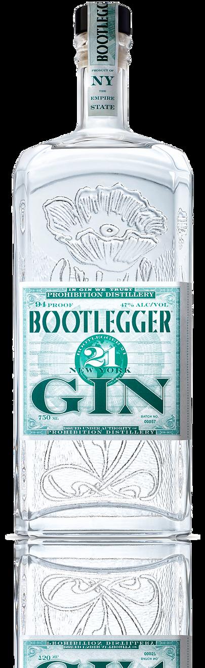 Bootlegger 21 NY Gin 750 ML