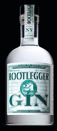 Bootlegger 21 Gin 375 ml