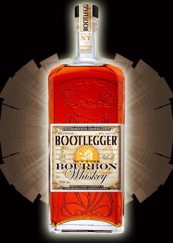 WHISKEY | Prohibition Distillery Home of Bootlegger 21 New