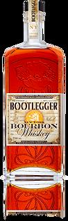 Bourbon Whiskey 750 Bottle with reflecti
