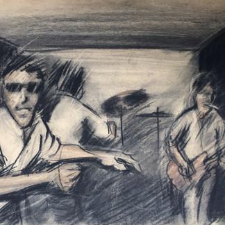 Deter & Yokosuka band